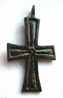 Medieval Period circa 8th to 11th Century Byzantine Empire Cross