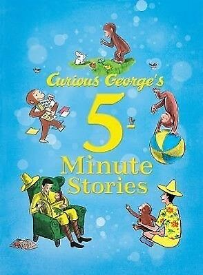 Curious George's 5-Minute Stories - H. A. Rey - 9780544107939