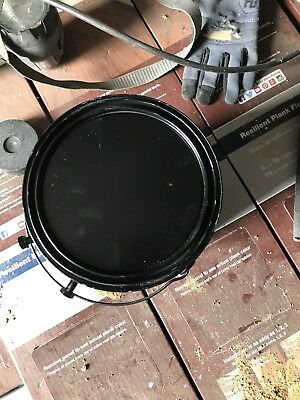 Paint can propane forge blacksmith