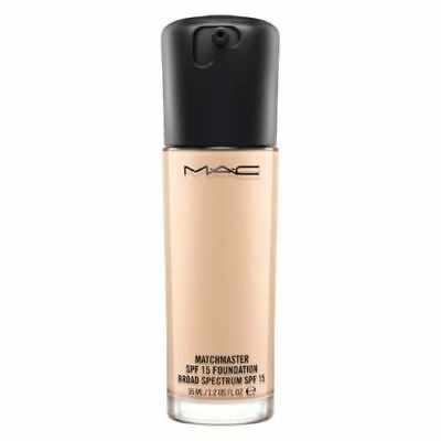 MAC Matchmaster SPF15 Foundation 35ml NEW - Choose Shade