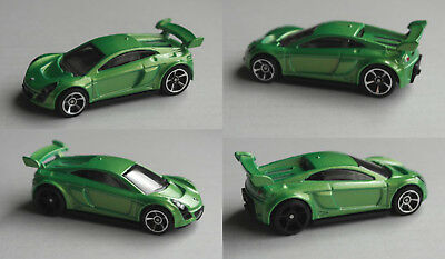 Hot Wheels - Mastretta MXR grünmet. Multipack Exclusive ERROR!