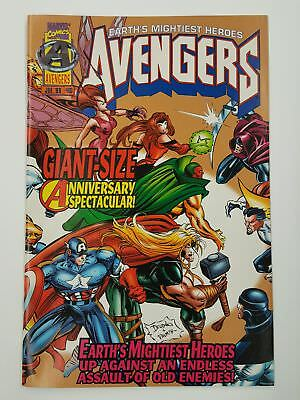 The Avengers #400 NM+ THOR VISION WASP CAPTAIN AMERICA INFINITY WAR Marvel Comic