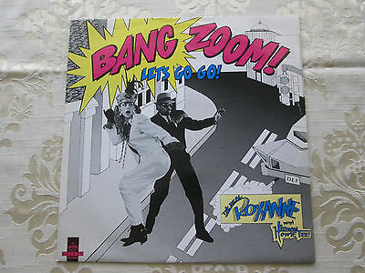 """THE REAL ROXANNE WITH HITMAN HOWIE TEE - ORIGINAL 1986 COOLTEMPO 12"""" 45rpm"""
