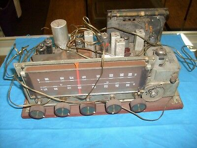 Vintage Magnavox AM-FM Tuner from Mid-60's ? Console