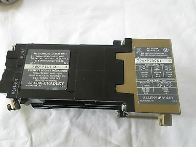 Allen Bradley 700 - PLLI1A1 BUL 700 Type PL Latch Relay UNIT