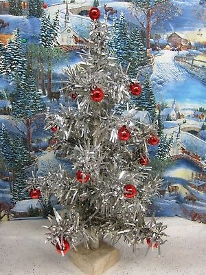 VINTAGE CHRISTMAS tree tinsel icicles 1000 strands pack 18 ...