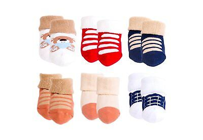 Cozy Baby Ankle Socks Breathable Soft Premium Cotton Super Warm Assorted Ankle -