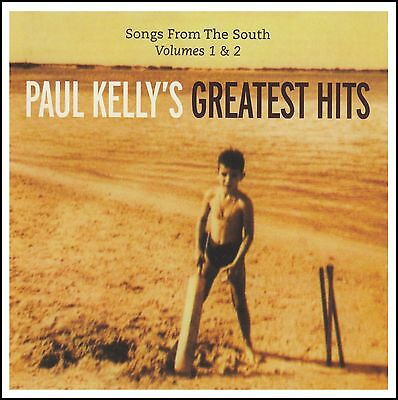 PAUL KELLY (2 CD) GREATEST HITS : SONGS FROM THE SOUTH Vols 1 & 2 BEST OF *NEW*