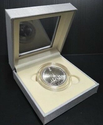 Thailand Royal Cremation Ceremony Of King Rama Ix Coin 2018 Silver Unc W Box