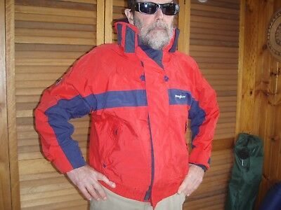 henri lloyd jacket OFFSHORE  TP2 red m