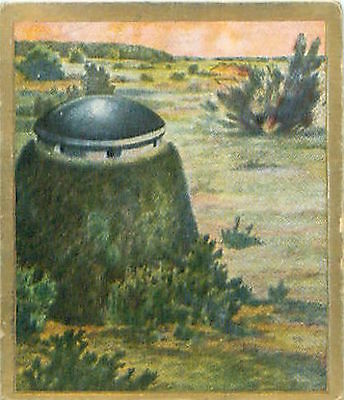 N°157 World War German observation post Reichswehr Germany WWI 30s CHROMO