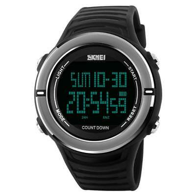 SKMEI 1209 Fashion Men Digital Watch Swimming Multifunction Sport Watch