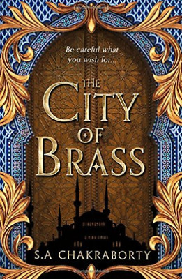 City Of Brass Hb  BOOK NEW