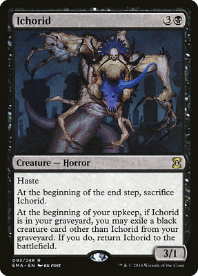 MTG Ichorid [English, Eternal Masters, Free P&P]