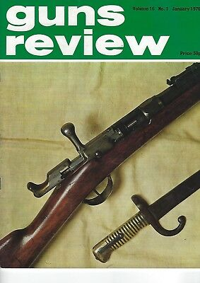 Guns Review - Three Issues From 1976 (1 - 3)