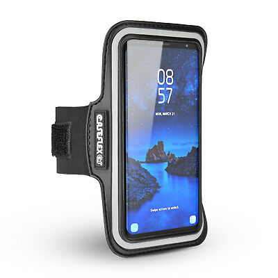 Samsung Galaxy S9 Plus Sports Armband for Running Jogging Arm Band Case Cover