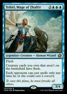 Teferi, Mage of Zhalfir ~ Iconic Masters ~ MINT/NearMint ~ Magic The Gathering