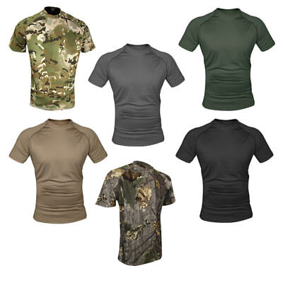 Viper Mesh Tech T Shirt Tactical Wicking Military Police Security Army