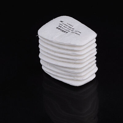 10pcs/5 pair 5N11 Particulate Cotton Filter For 3M Mask 5000,6000,7000 Series XP