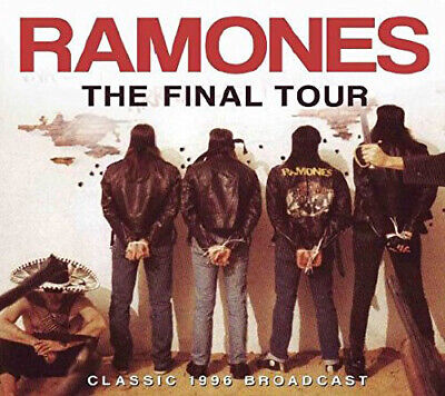 The Ramones : The Final Tour CD (2017) ***NEW***