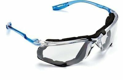SEALED 3M Over Glasses OX1000 CLEAR ANTI-FOG SAFETY GLASSES GOGGLES UV NEW