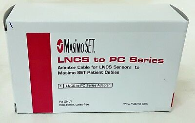 Masimo Set Lncs To Pc Series Adapter Ref 1816