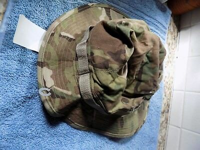 US Army MultiCam OEF Sun / Boonie Hat Size 7  NEW