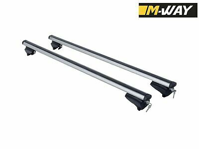 Farad Silver Wing Roof Bars Set Volvo Xc60 08 17 Closed