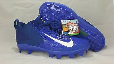 low priced 7cc93 27643 Nike Force Trout 3 Pro Baseball Cleats MCS Molded Blue (856502-447) Men s