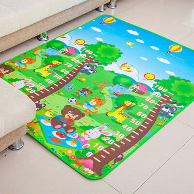 Kids Activity Child Crawling Mat Colorful EPE Eva Puzzle Toy Play Kid Toy Rug