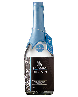 Tarquin's Gin Handcrafted Cornish Dry Gin 700mL bottle Handcrafted Gin Cornwall