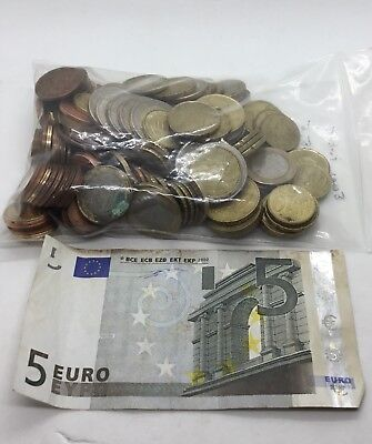 Euro Coin Lot 51.80 Face Value