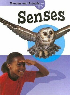 Senses (Humans and Animals) by Glover, Penny Book The Cheap Fast Free Post