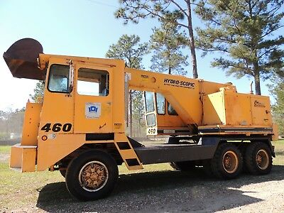 1994 Badger 460 HydroScopic Telescoping Boom Excavator in Mississippi NO RESERVE