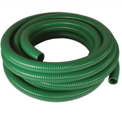50mm medium duty PVC suction and delivery hose