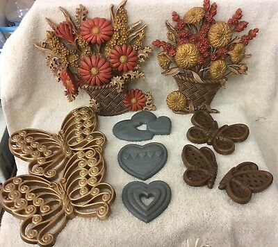 Group 10 Burwood Home Interiors Like Wall Decor Butterfly Heart and Flowers