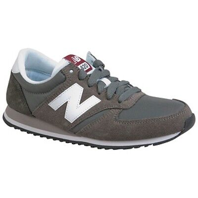 e51113a2f16e NEW BALANCE U420CGW U420 Mn s (M) Dark Grey White Suede Mesh Lifestyle