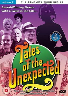 Tales of the Unexpected: Series 3 DVD (2006) Alfred Burke