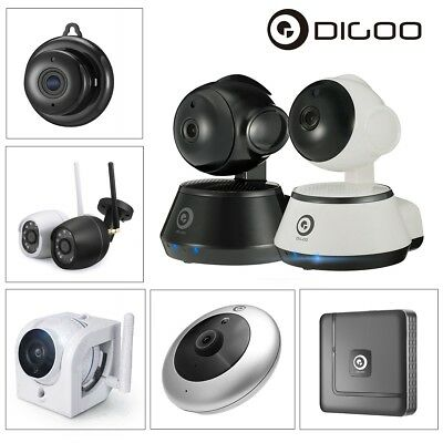 Digoo IR Night Vision Motion Detection Smart WiFi IP Camera Baby Monitor APP USA