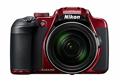 Nikon COOLPIX B700 SL Digital Camera 20MP Optical Zoom 60x Red JP
