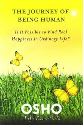 The Journey of Being Human (Osho Life Essentials) by OSHO, . Book The Cheap Fast