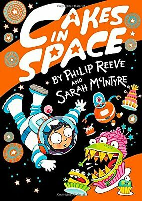 Cakes in Space by Reeve, Philip Book The Cheap Fast Free Post