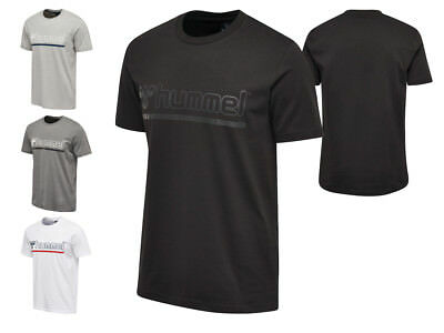 Hummel Brick T-Shirt - Herren / Handball Freizeit Fitness / Art. 200443
