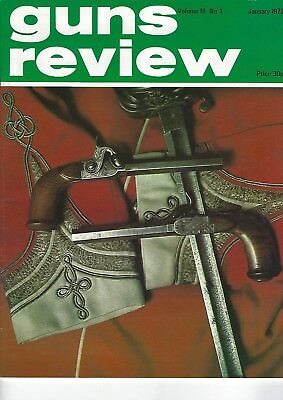 Guns Review - Three Issues From 1978 (1 - 3)