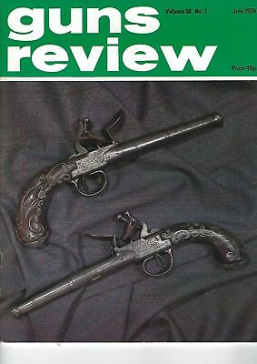 Guns Review - Three Issues From 1978 (7 - 9)