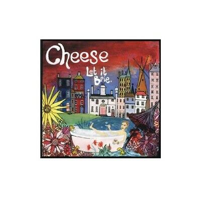 Cheese - Let It Brie - Cheese CD JQVG The Cheap Fast Free Post The Cheap Fast