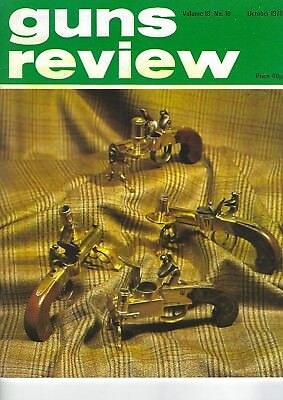 Guns Review - Three Issues From 1978 (10 - 12)