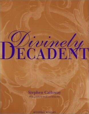Divinely Decadent by Susan Owens Hardback Book The Fast Free Shipping