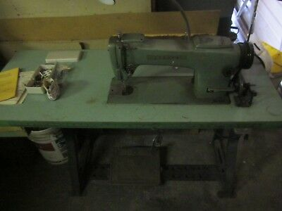 Consew Model 210 industrial sewing machine