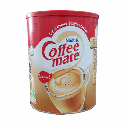 Nestle Coffee Mate ' Coffeemate ' Original Creamer Whitener 1kg Tin